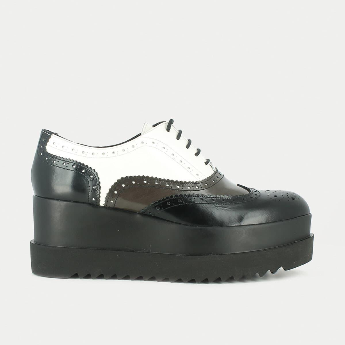 Chaussures femme derbies plateforme Jonak comparez et achetez